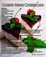 Cherry-berry-cheesecake